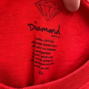 Diamond Supply Co. Shirts - Diamond Supply t-shirt